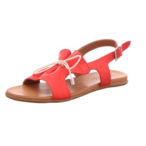 MACA Kitzbühel Damen-Sandalette Rot