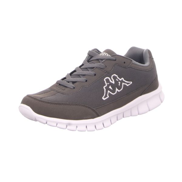 KAPPA Herren-Sneaker Rocket Grau