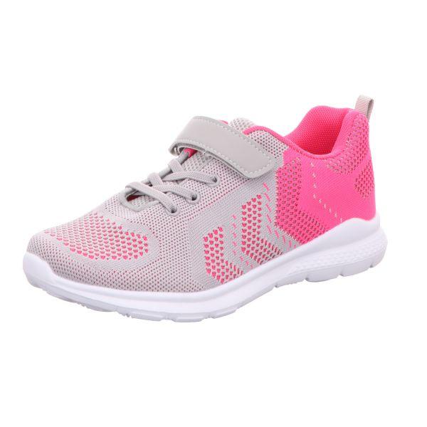 Sneakers Mädchen-Sneaker Grau