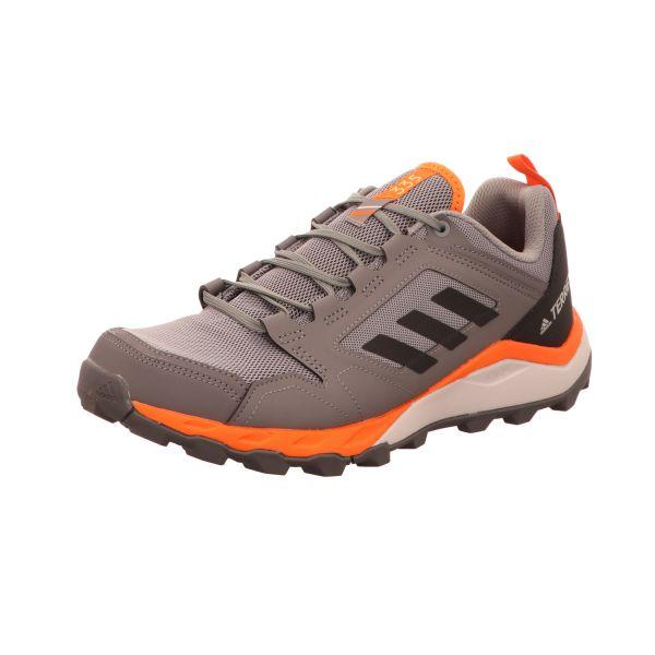 Adidas Herren-Leichtwanderschuh Terrex Agravic TR Grau-Schwarz-Orange