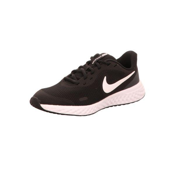 Nike Jungen-Sneaker Revolution 5 Schwarz-Weiß