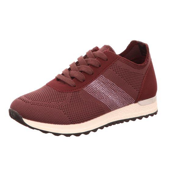 BOXX Damen-Sneaker Bordeaux-Rot
