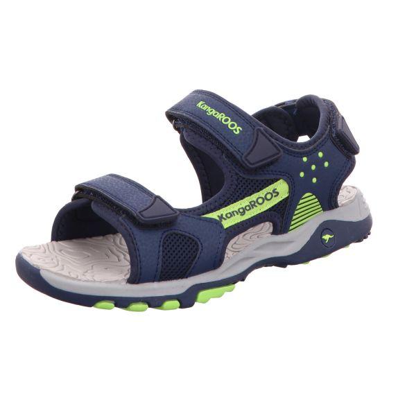 KangaROOS Jungen-Sandalette K-Mont Blau