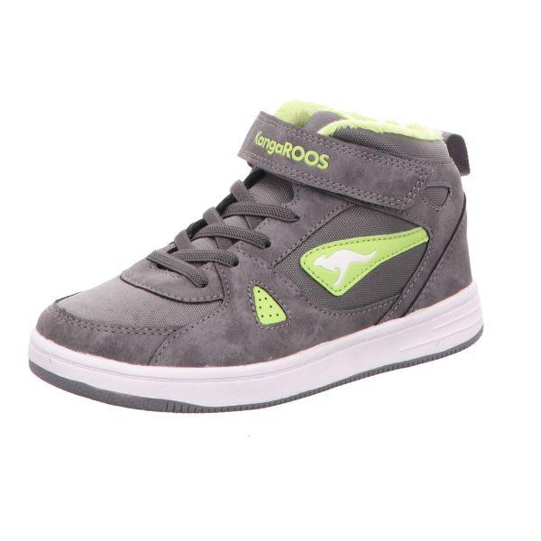 KangaROOS Jungen-Sneaker Grau