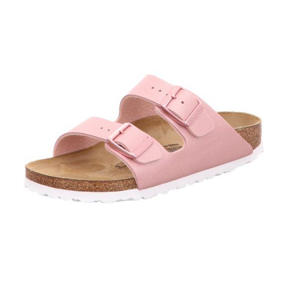 Birkenstock Damen-Pantolette Arizona BS Pink