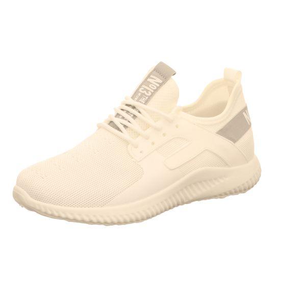 Sneakers Herren-Sneaker Weiß-Grau