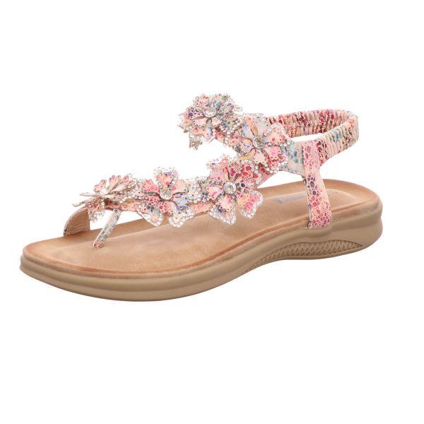 living UPATED Damen-Sandalette Pink-Multi