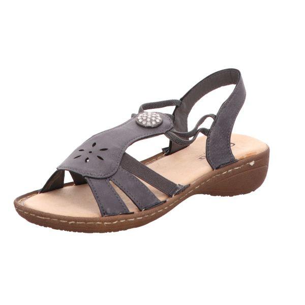 Alyssa Damen-Sandalette Grau
