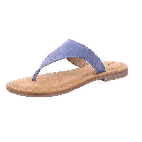 BOXX Damen-Pantolette Blau