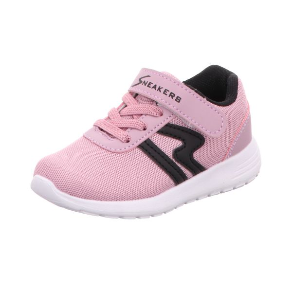 Sneakers Mädchen-Lauflernschuh Pink