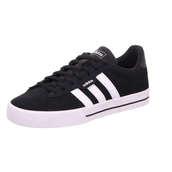 adidas Herren-Sneaker Daily 3.0 Schwarz