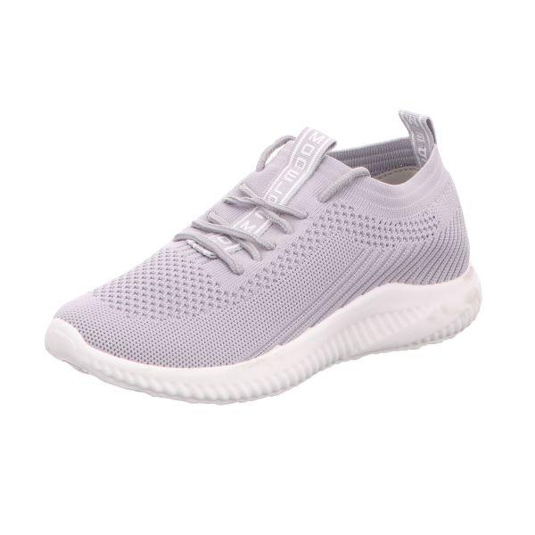 Sneakers Damen-Slipper-Sneaker Grau