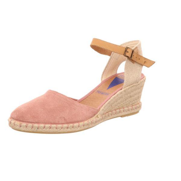 Verbenas Damen-Sandalette Rot