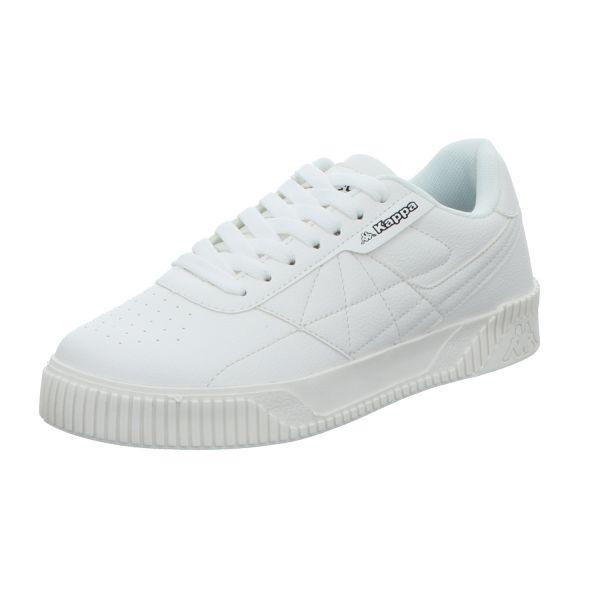 KAPPA Damen-Sneaker Bleary Weiß