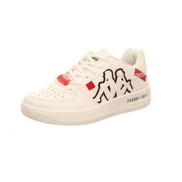 KAPPA Damen-Sneaker Bash OL Weiß