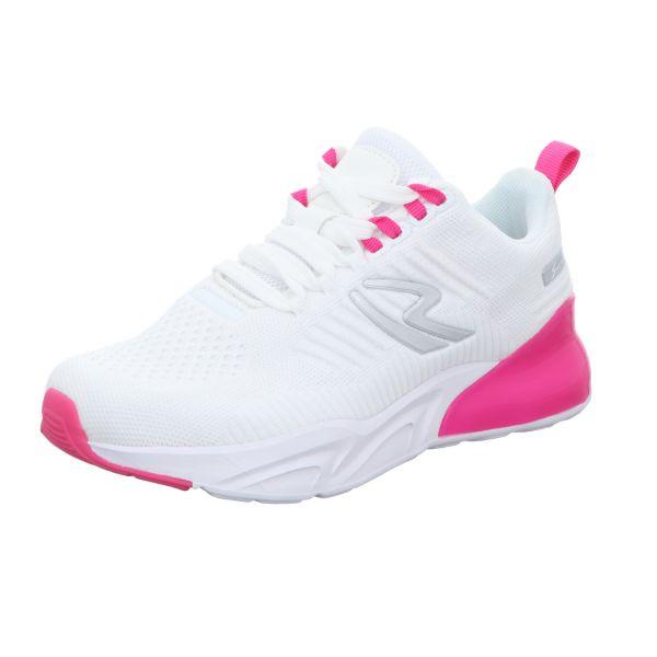 Sneakers Damen-Sneaker Weiß-Pink
