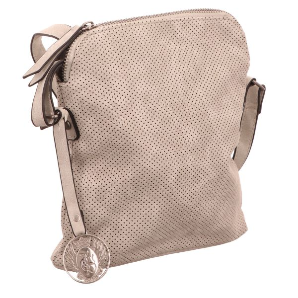 Jewels of Style Schultertasche Grau