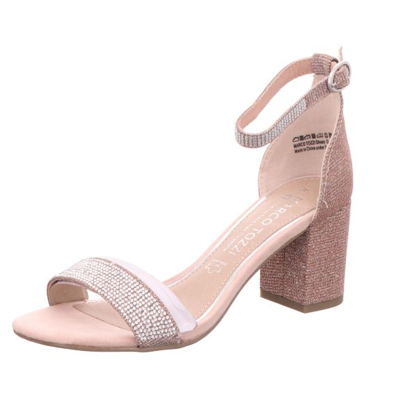 MARCO TOZZI Damen-Sandalette Pink
