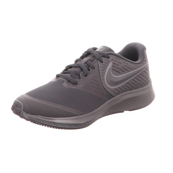 Nike Jungen-Sneaker Star Runner 2 GS Schwarz
