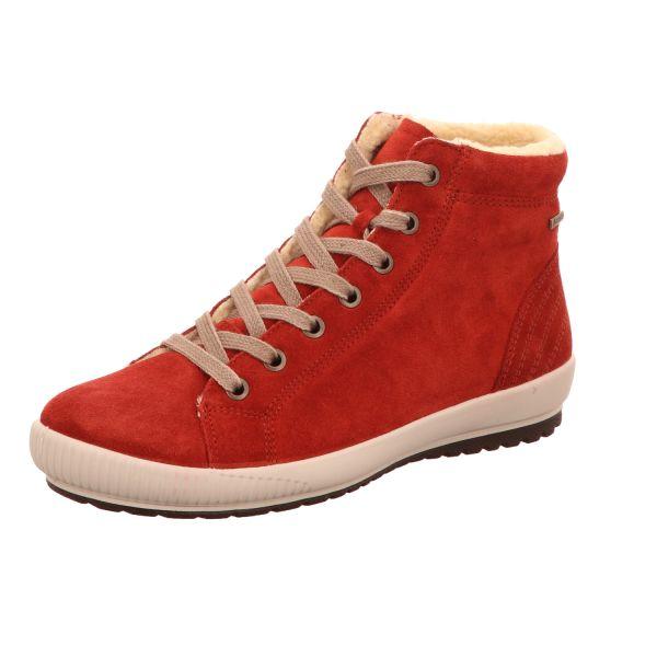 Legero Damen-Sneaker gefüttert TANARO 4.0 Rot