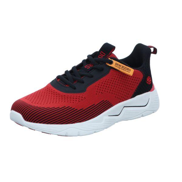 Dockers Herren-Sneaker Rot