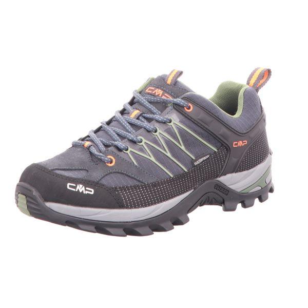 CMP Herren-Leichtwanderschuh Rigel Low Trekking Shoe Grau