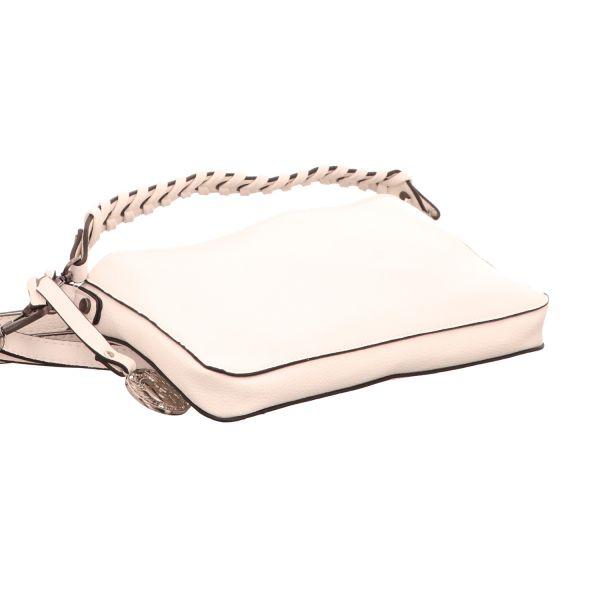 Jewels of Style Schultertasche Weiß