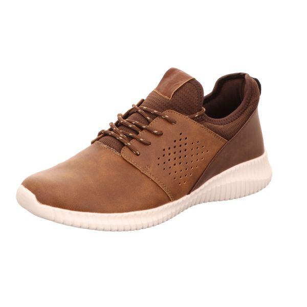 living UPDATED Herren-Sneaker Braun