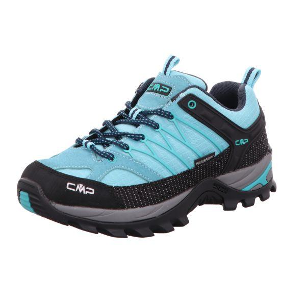 CMP Damen-Leichtwanderschuh Rigel Low Wmn Trekking Shoe Blau