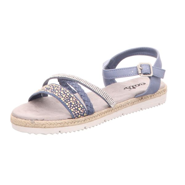 Cats Damen-Sandalette Blau