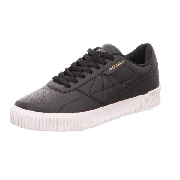 KAPPA Damen-Sneaker Bleary Schwarz