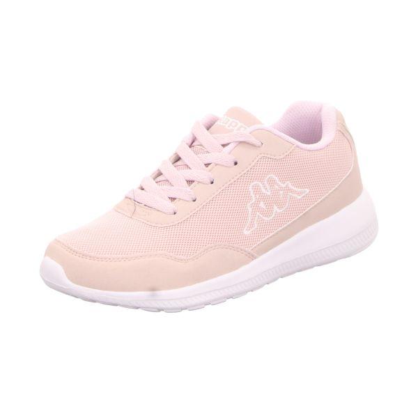 KAPPA Damen-Sneaker Follow Flieder-Weiß
