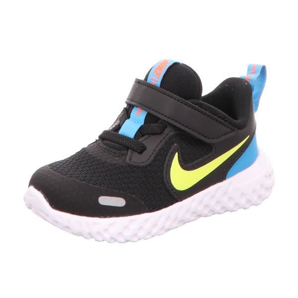 Nike Jungen-Slipper-Kletter Revolution 5 Schwarz