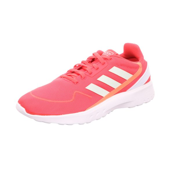 Adidas Damen-Sneaker Nebzed Rot