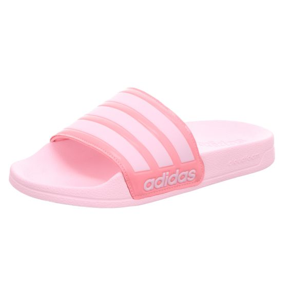 adidas Damen-Badepantolette adilette Shower Pink