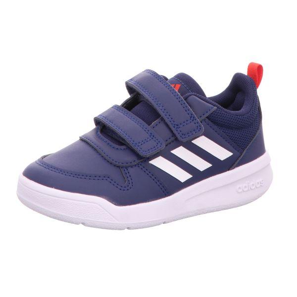 adidas Jungen-Kletter-Sneaker Tensaur C Blau