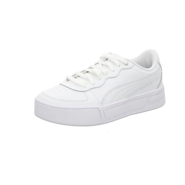 Puma Damen-Sneaker Skye Weiß