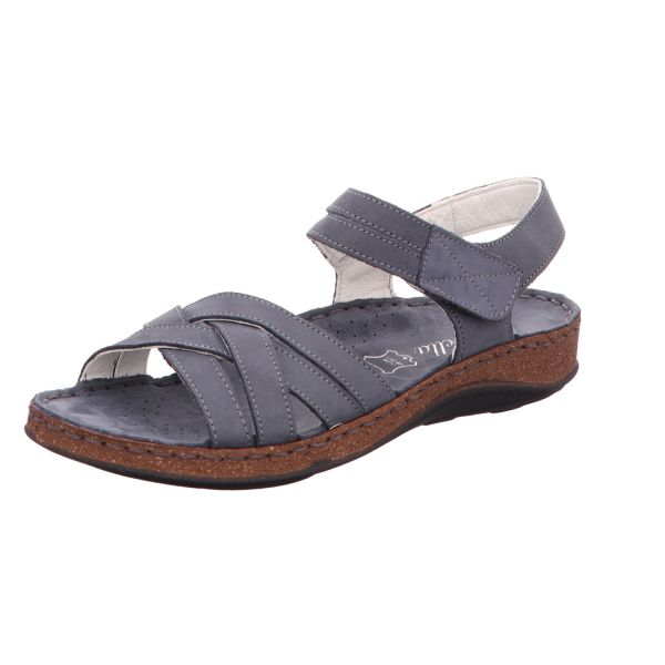 Scarbella Damen-Sandalette Blau