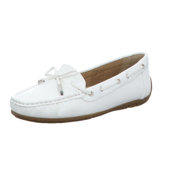 Alyssa Damen-Slipper Weiß