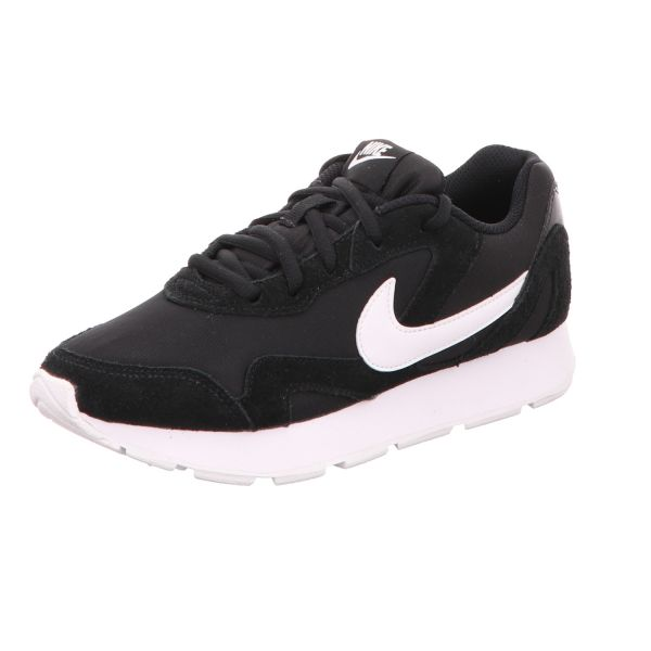 Nike Damen-Sneaker Wmns Nike Delfine Schwarz