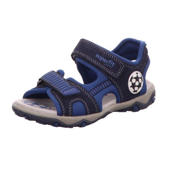 Superfit Jungen-Sandalette MIKE 3.0 Blau