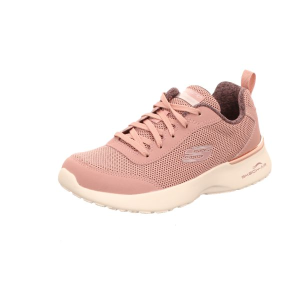 Skechers Damen-Sneaker Skech-Air Dynamight Fast Brake Memory Foam Pink