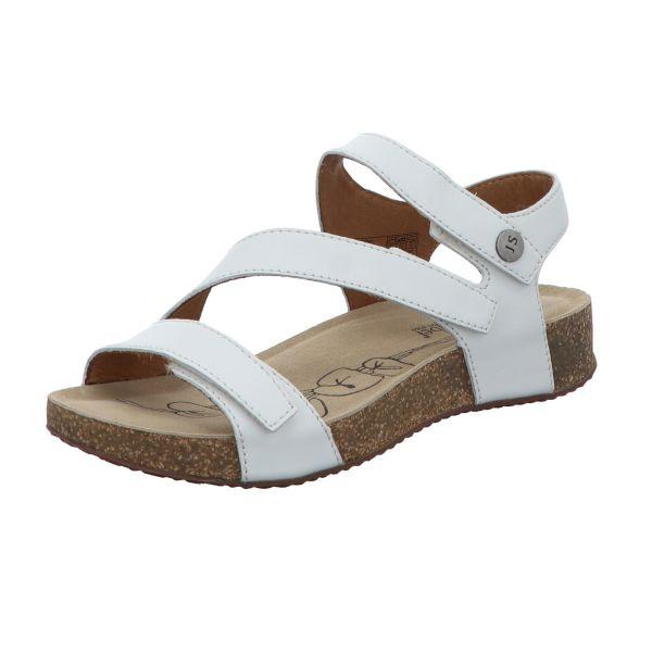 Josef Seibel Damen-Sandalette Tonga 25 Weiß