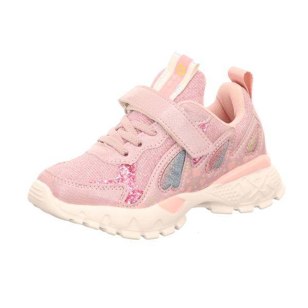 Sneakers Mädchen-Slipper-Kletter-Sneaker Pink