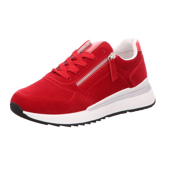 living UPDATED Damen-Sneaker Rot