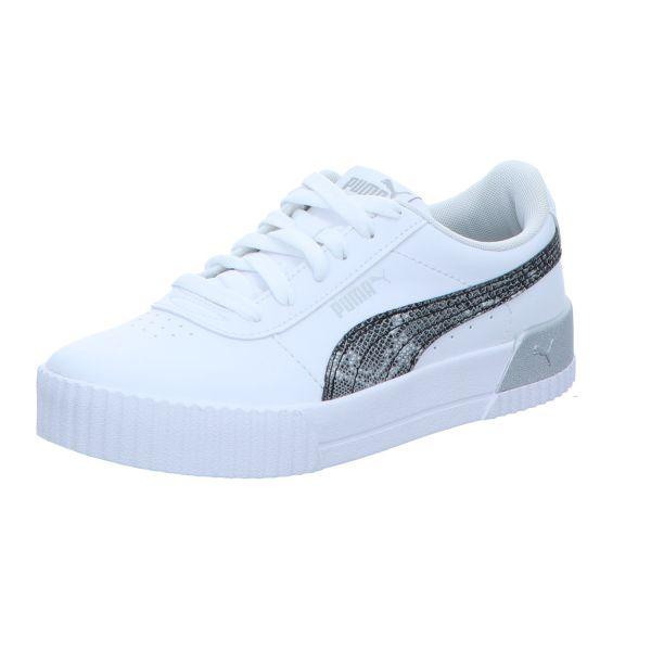Puma Damen-Sneaker Carina Untamed Weiß