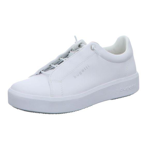 Bugatti Damen-Sneaker Weiß Kelli
