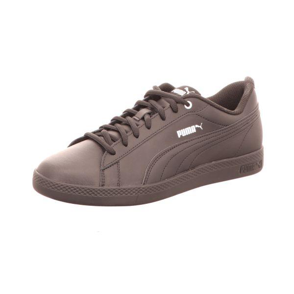 Puma Damen-Sneaker Smash Wns v2 L Schwarz
