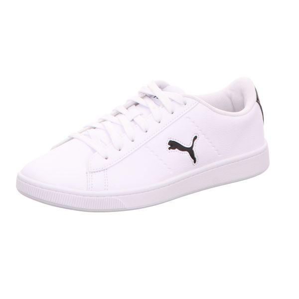 Puma Damen-Sneaker Vikky V2 Cat Weiß