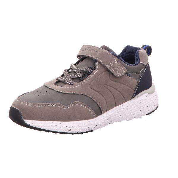 Sneakers Jungen-Slipper-Kletter-Sneaker Grau